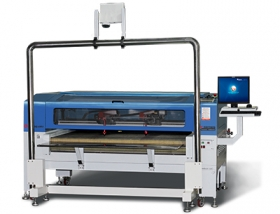 Twin-head Async Auto cutting machine
