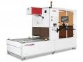 Laser denim dry process