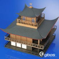 Laser Cutting Building Model